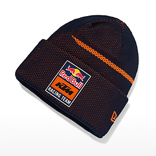 New Era Textured Beanie (KTM19047): Red Bull KTM Factory Racing new-era-textured-beanie (image/jpeg)