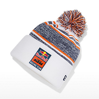New Era Pompom Beanie (KTM19049): Red Bull KTM Factory Racing new-era-pompom-beanie (image/jpeg)