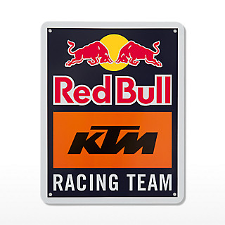 Racing Team Metal Sign (KTM19065): Red Bull KTM Factory Racing racing-team-metal-sign (image/jpeg)