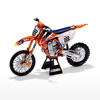 KTM 450SX-F Racing Bike #222Cairoli (KTM19079): Red Bull KTM Racing Team ktm-450sx-f-racing-bike-222cairoli (image/jpeg)