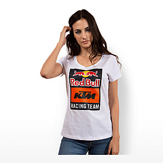 Emblem T-Shirt (KTM20025): Red Bull KTM Racing Team emblem-t-shirt (image/jpeg)