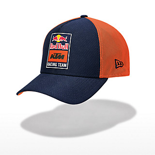 New Era Patch Trucker Cap (KTM20036): Red Bull KTM Racing Team new-era-patch-trucker-cap (image/jpeg)
