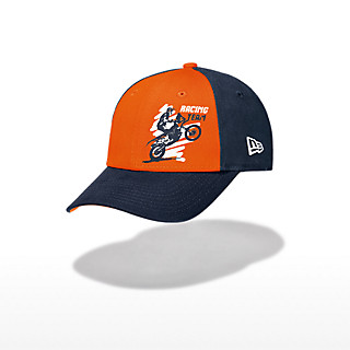 New Era 9FORTY Rider Cap (KTM20043): Red Bull KTM Racing Team new-era-9forty-rider-cap (image/jpeg)
