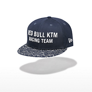 New Era 9FIFTY Letra Flat Cap (KTM20044): Red Bull KTM Racing Team new-era-9fifty-letra-flat-cap (image/jpeg)
