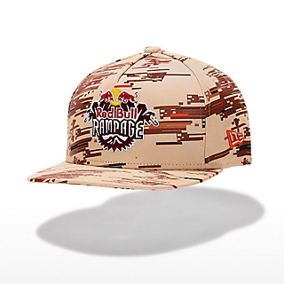 New Era 9FIFTY Rampage Camo Flat Cap (RAM18010): Red Bull Rampage new-era-9fifty-rampage-camo-flat-cap (image/jpeg)