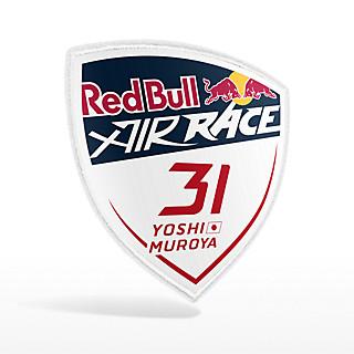 Yoshi Muroya Pilot Patch (RAR18066): Red Bull Air Race yoshi-muroya-pilot-patch (image/jpeg)