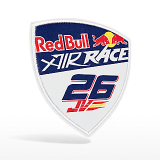 Juan Velarde Pilot Patch (RAR18067): Red Bull Air Race juan-velarde-pilot-patch (image/jpeg)