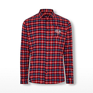 Checked Shirt (RBL18039): RB Leipzig checked-shirt (image/jpeg)