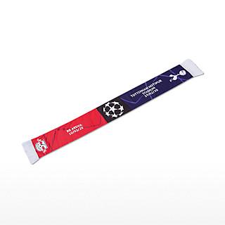 RBL Tottenham Matchday Scarf  (RBL20093): RB Leipzig rbl-tottenham-matchday-scarf (image/jpeg)