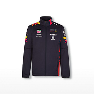 Official Teamline Softshell Jacket (RBR19010): Red Bull Racing official-teamline-softshell-jacket (image/jpeg)