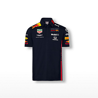 Official Teamline Polo (RBR19012): Red Bull Racing official-teamline-polo (image/jpeg)