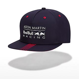 Marque Flat Cap (RBR19096): Red Bull Racing marque-flat-cap (image/jpeg)