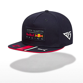 Pierre Gasly Driver Flat Cap (RBR19169): Red Bull Racing pierre-gasly-driver-flat-cap (image/jpeg)