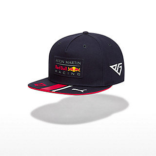 Pierre Gasly Driver Flat Cap (RBR19170): Red Bull Racing pierre-gasly-driver-flat-cap (image/jpeg)
