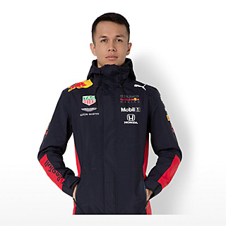 Official Teamline Rain Jacket (RBR20001): Red Bull Racing official-teamline-rain-jacket (image/jpeg)