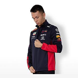 Official Teamline Softshell Jacket (RBR20004): Red Bull Racing official-teamline-softshell-jacket (image/jpeg)