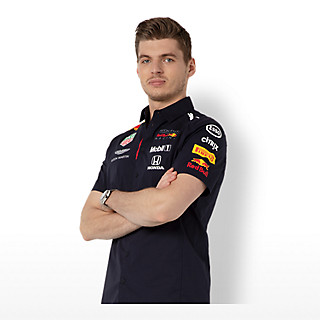 Official Teamline Hemd (RBR20006): Red Bull Racing official-teamline-hemd (image/jpeg)