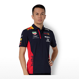 Official Teamline Polo (RBR20007): Red Bull Racing official-teamline-polo (image/jpeg)