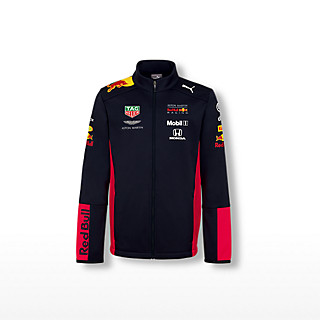 Official Teamline Softshell Jacket (RBR20012): Red Bull Racing official-teamline-softshell-jacket (image/jpeg)