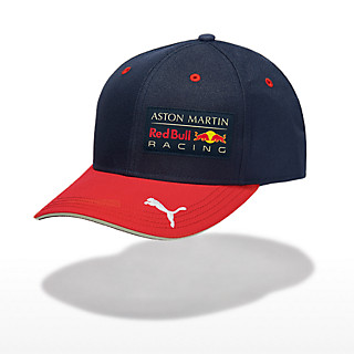 Official Teamline Cap (RBR20016): Red Bull Racing official-teamline-cap (image/jpeg)