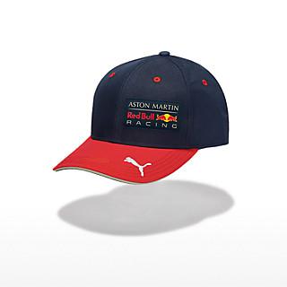 Official Teamline Snapback Cap (RBR20017): Red Bull Racing official-teamline-snapback-cap (image/jpeg)