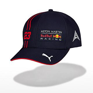 Alex Albon Driver Cap (RBR20025): Red Bull Racing alex-albon-driver-cap (image/jpeg)