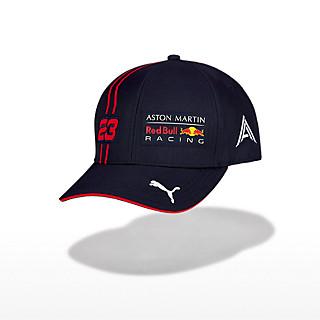 Alex Albon Driver Cap (RBR20026): Red Bull Racing alex-albon-driver-cap (image/jpeg)