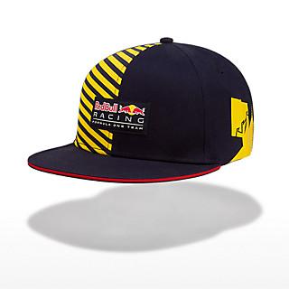 Chevron Flat Cap (RBR20058): Red Bull Racing chevron-flat-cap (image/jpeg)