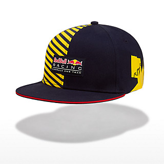 Chevron Flatcap (RBR20058): Red Bull Racing chevron-flatcap (image/jpeg)