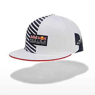 Chevron Flat Cap (RBR20059): Red Bull Racing chevron-flat-cap (image/jpeg)