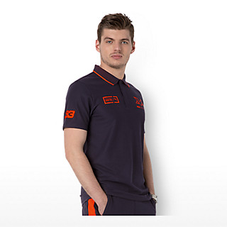 Max Verstappen Driver Polo Shirt (RBR20091): Red Bull Racing max-verstappen-driver-polo-shirt (image/jpeg)