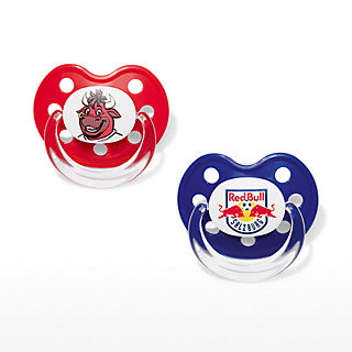 Baby Dummy Set (RBS18060): FC Red Bull Salzburg baby-dummy-set (image/jpeg)