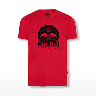 Monochrome T-Shirt (REC19005): Red Bull Records monochrome-t-shirt (image/jpeg)
