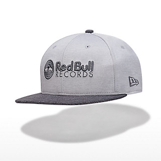 New Era 9Fifty Mono Flat Cap (REC19011): Red Bull Records new-era-9fifty-mono-flat-cap (image/jpeg)