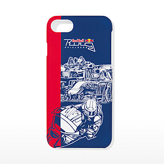 Spielberg Sketch iPhone 7 Cover (RRI18008): Red Bull Ring - Project Spielberg spielberg-sketch-iphone-7-cover (image/jpeg)
