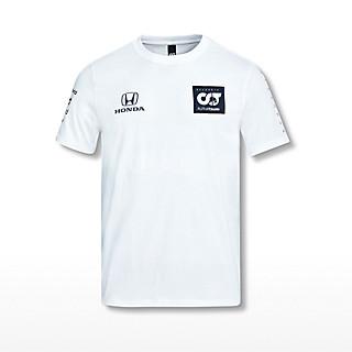 Scuderia AlphaTauri Team T-Shirt (SAT20024): Scuderia AlphaTauri scuderia-alphatauri-team-t-shirt (image/jpeg)