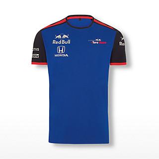 Official Teamline T-Shirt (STR18001): Scuderia Toro Rosso official-teamline-t-shirt (image/jpeg)