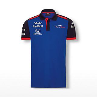 Official Teamline Polo (STR18002): Scuderia Toro Rosso official-teamline-polo (image/jpeg)
