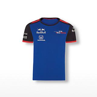 Official Teamline T-Shirt (STR18009): Scuderia Toro Rosso official-teamline-t-shirt (image/jpeg)