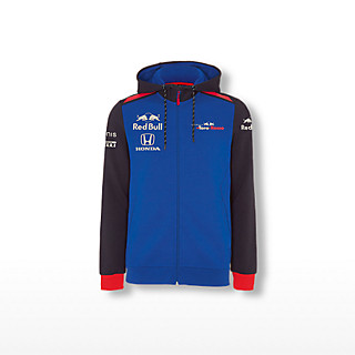 Official Teamline Zip Hoody (STR18010): Scuderia Toro Rosso official-teamline-zip-hoody (image/jpeg)
