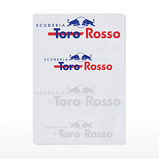 STR Sticker Set (STR18027): Scuderia Toro Rosso str-sticker-set (image/jpeg)