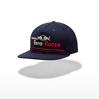 Reflex Flatcap (STR18082): Scuderia Toro Rosso reflex-flatcap (image/jpeg)