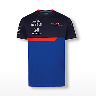 Official Teamline T-Shirt (STR19006): Scuderia Toro Rosso official-teamline-t-shirt (image/jpeg)