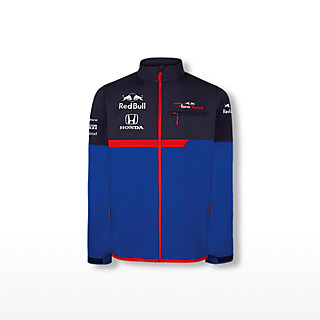 Official Teamline Softshell Jacket (STR19009): Scuderia Toro Rosso official-teamline-softshell-jacket (image/jpeg)