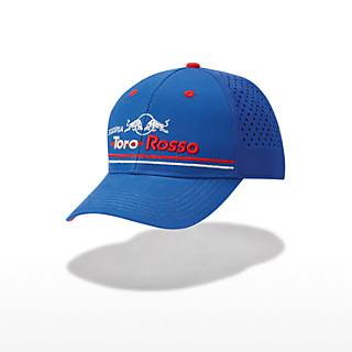 Official Teamline Cap Light (STR19082): Scuderia Toro Rosso official-teamline-cap-light (image/jpeg)