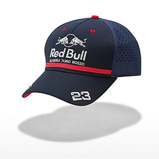 Alexander Albon Driver Cap (STR19084): Scuderia Toro Rosso alexander-albon-driver-cap (image/jpeg)