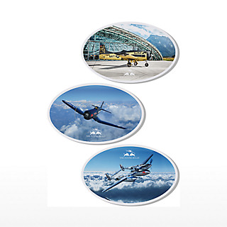 Fleet Sticker Set (TFB17031): The Flying Bulls fleet-sticker-set (image/jpeg)