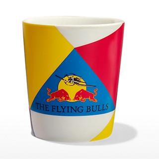 TFB Triangle Mug (TFB19028): The Flying Bulls tfb-triangle-mug (image/jpeg)