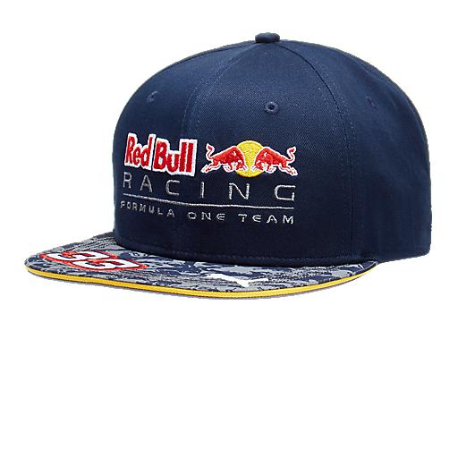 Max Verstappen Driver Cap (RBR16153): Red Bull Racing max-verstappen-driver-cap (image/jpeg)