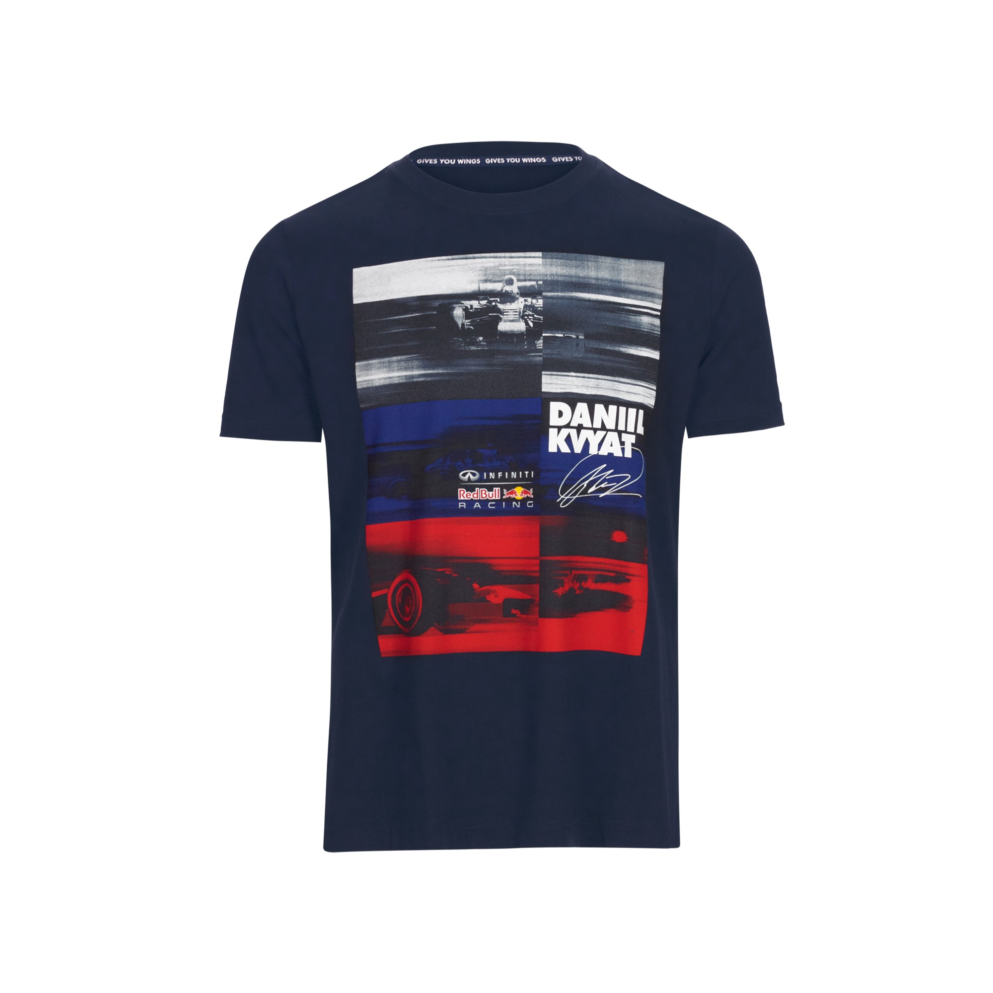 Daniil Kvyat Driver T-Shirt